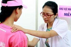 Có thể chữa khỏi ung thư vú nếu phát hiện ở giai đoạn đầu