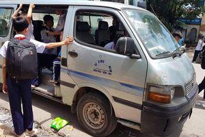Sau gần 4 tháng, mới có 8 địa phương báo cáo giải pháp đảm bảo an toàn xe đưa đón học sinh