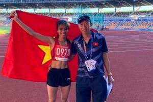 SEA Games: Tuyển điền kinh Việt Nam giành HCV trong sáng 8/12