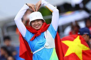 SEA Games 30: Lộc Thị Đào lập hat-trick HCV bắn cung trong ngày 8/12
