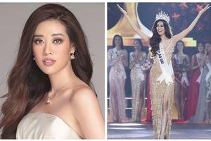 Ngắm nhan sắc quyến rũ của tân Hoa hậu Hoàn vũ Việt Nam 2019 Nguyễn Trần Khánh Vân