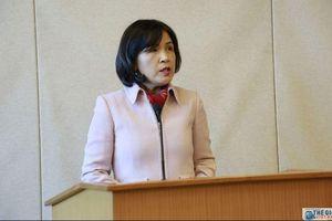Việt Nam thúc đẩy tôn trọng luật pháp quốc tế, trật tự quốc tế dựa trên luật lệ
