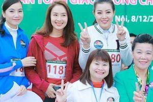 Thu Quỳnh, Thanh Hương, Hồng Diễm tham gia 'Trao yêu thương - Nhận hạnh phúc'