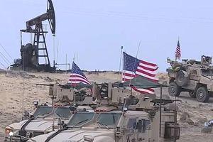 Căn cứ quân sự Mỹ bảo vệ dầu mỏ ở Syria bị kẻ lạ mặt tấn công
