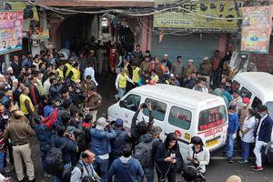 Tin tức thế giới 8/12: Cháy lớn tại nhà máy ở thủ đô Ấn Độ, ít nhất 43 người chết