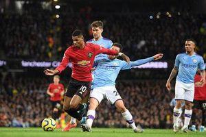 Thi đấu ấn tượng, M.U khiến Man City 'ôm hận' trên sân nhà Etihad