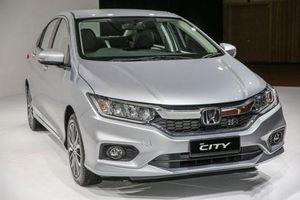 Honda City giảm giá mạnh, 'đe nẹt' Toyota Vios, Hyundai Accent