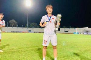 Chân dung đời thường của Phạm Hải Yến, người ghi bàn thắng 'vàng' cho ĐT bóng đá nữ Việt Nam