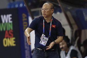 HLV Park: Sẽ nỗ lực hết sức vì giấc mơ vàng của bóng đá Việt Nam