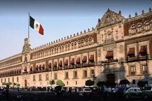 Nổ súng gần phủ Tổng thống Mexico, 4 người thiệt mạng