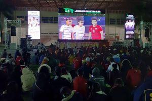 Quảng Bình: Tổ chức điểm xem trận chung kết bóng đá nam SEA Games 30