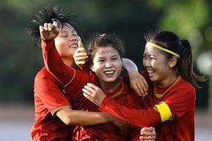 Tuyển nữ Việt Nam được hứa thưởng gần 10 tỷ sau SEA Games 30