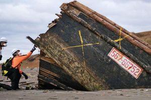 Nhật Bản thành lập đội chuyên xử lý 'tàu ma' Triều Tiên