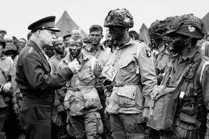 Eisenhower lên kế hoạch vụ Trân Châu Cảng chỉ với chiếc máy chữ