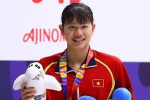 Ánh Viên được trao giải thưởng đặc biệt ở SEA Games 30