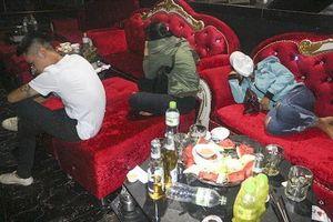 Bắt 25 người sử dụng ma túy trong quán bar