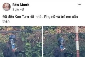Bịa đặt 'ăn mày mặt đen' trên Facebook: Mạng xã hội không phải 'mảnh đất trống'