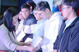 Cuộc thi Khoa học kỹ thuật 2019 ở Đà Nẵng: Trường THPT Chuyên Lê Quý Đôn đoạt 6 giải nhất