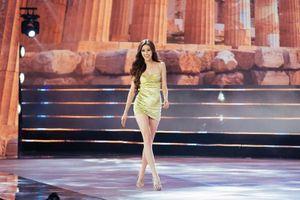 Tân Hoa hậu Khánh Vân sở hữu phong cách ăn mặc vừa gợi cảm vừa cá tính