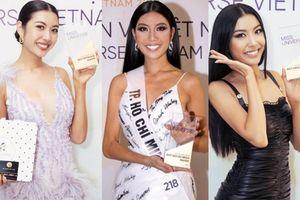 Tân Á hậu 2 Thúy Vân sở hữu gu thời trang cực gợi cảm