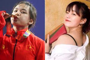 'Ngẩn ngơ' trước vẻ đẹp tựa hot girl của cô gái cử tạ Việt làm náo loạn Sea Games 30