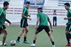 Giấu 'bài' chờ quyết đấu U22 Việt Nam, tuyển Indonesia luyện tập từ sáng sớm