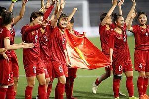 Đội tuyển nữ Việt Nam sẽ ở lại cổ vũ cho U22 Việt Nam tại trận chung kết