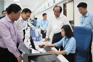 Hôm nay khai trương Cổng Dịch vụ công Quốc gia: Dấu ấn về Chính phủ phục vụ người dân