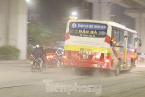 Hà Nội tái ô nhiễm không khí nghiêm trọng
