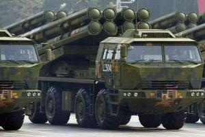 Vũ khí bí mật của Trung Quốc đủ sức tấn công mọi vị trí trên eo biển Đài Loan?