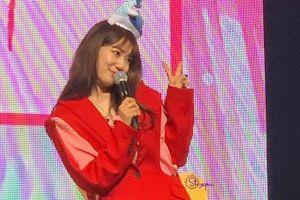 Park Shin Hye xinh đẹp rạng rỡ trong buổi gặp gỡ người hâm mộ