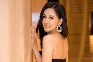 Hoa hậu Mai Phương Thúy bỏ trốn khi có người đàn ông tựa vào vai