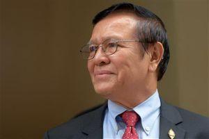Tòa án Campuchia chuẩn bị xét xử thủ lĩnh đối lập Kem Sokha