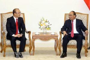 Thủ tướng gửi tin nhắn chúc đội tuyển bóng đá nam Việt Nam chiến thắng
