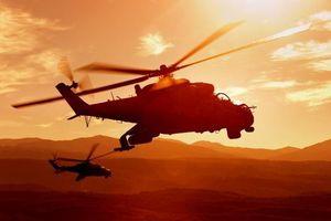 Quân đội Nga tiến vào 'thủ đô' của khủng bố Nhà nước Hồi giáo