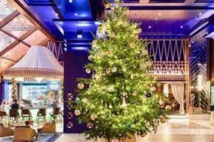 Trang hoàng bằng đá quý, cây thông Noel được định giá 15 triệu USD