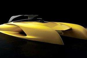 Chán tạo dáng siêu xe, nhà thiết kế Bugatti tự mở công ty sản xuất phương tiện không ai ngờ tới
