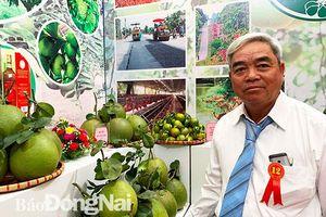 Nông dân xuất sắc trong xây dựng nông thôn mới