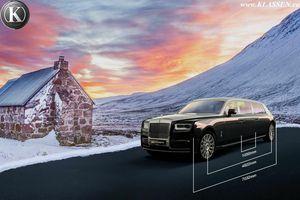 Rolls-Royce Phantom phiên bản limousine chống đạn giá gây 'choáng', đẳng cấp hơn cả The Beast