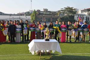 Giải bóng đá nam Thanh niên Bộ Công Thương chính thức khởi tranh