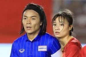 Hoàng Thị Loan: 'Cầu thủ nữ giống nam giới của Thái Lan có gia đình rồi'