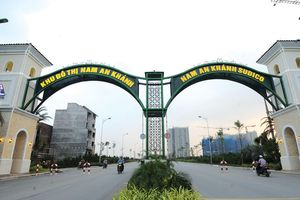 Khu đô thị Nam An Khánh hội tụ lợi thế cho định cư lâu dài