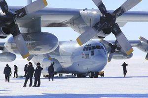 Máy bay quân sự C-130 Hercules chở 38 người mất tích