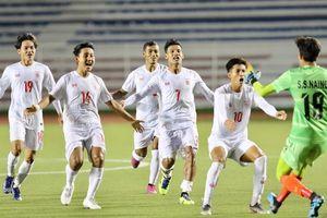 Hạ U22 Campuchia trên chấm 11m, U22 Myanmar đoạt huy chương đồng