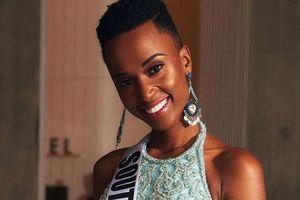 Đương kim Hoa hậu Hoàn vũ muốn Hoàng Thùy đăng quang