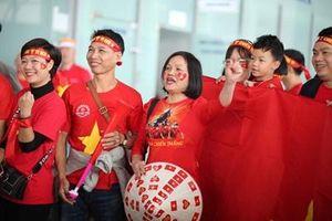 SEA Games 30: Hát Quốc ca ở độ cao 10.000m