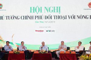 Thủ tướng Chính phủ đối thoại với nông dân tại Cần Thơ