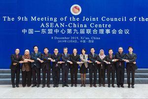 Tăng cường hợp tác giữa các nước ASEAN và Trung Quốc
