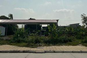 Hà Nam: Đất thu hồi sau khi làm dự án còn lại, hộ được trả lại, hộ không?