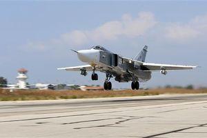 Chiến đấu cơ Nga chặn máy bay Israel ở miền Nam Syria